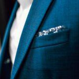 営業マンにふさわしいスーツ「侍スーツ」